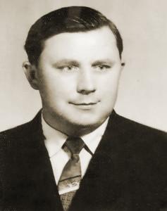 Franciszek Oszczepalski